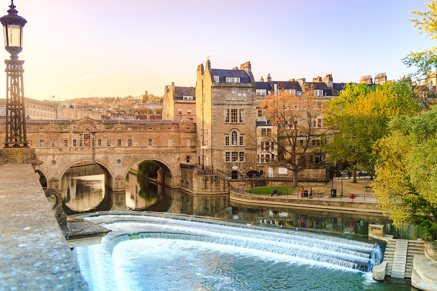 Moving To Bath