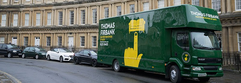 Removals Company Bath