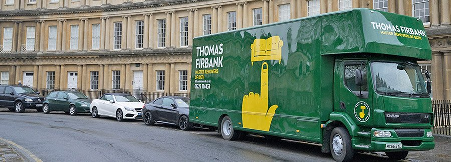 National  and European Removals from Bath with Thomas Firbank