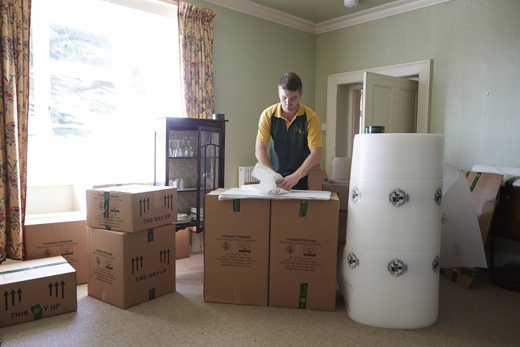 Packing Service Bath