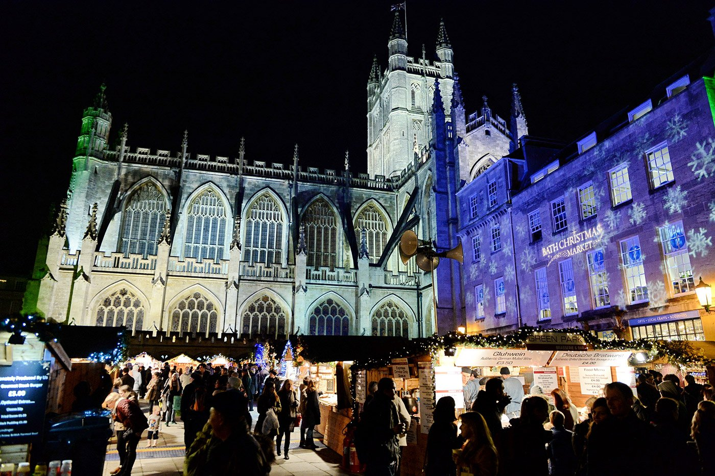 Using Storage During the Christmas Period in Bath