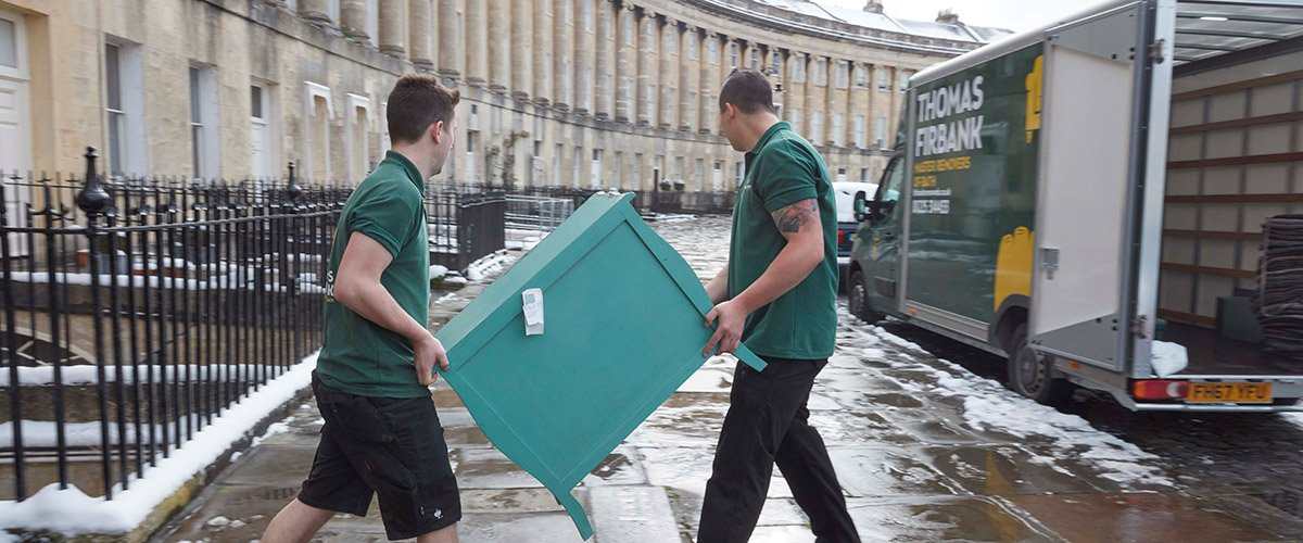 E-commerce – How Man & Van and Storage Can Improve Your Start-up in Bath