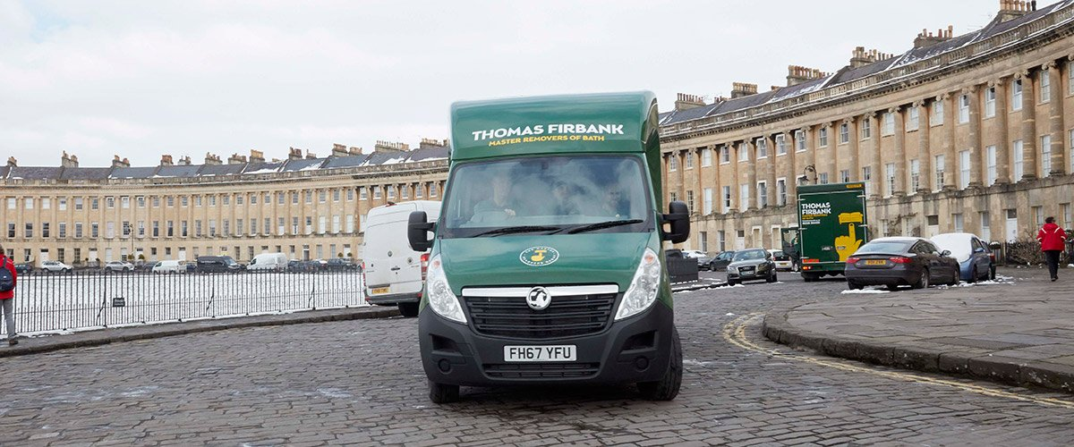 The Benefits of our Bath Man & Van and Storage for Landlords in Bath